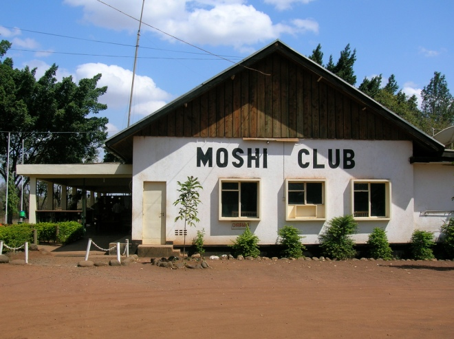 Moshi Golf Clubhouse